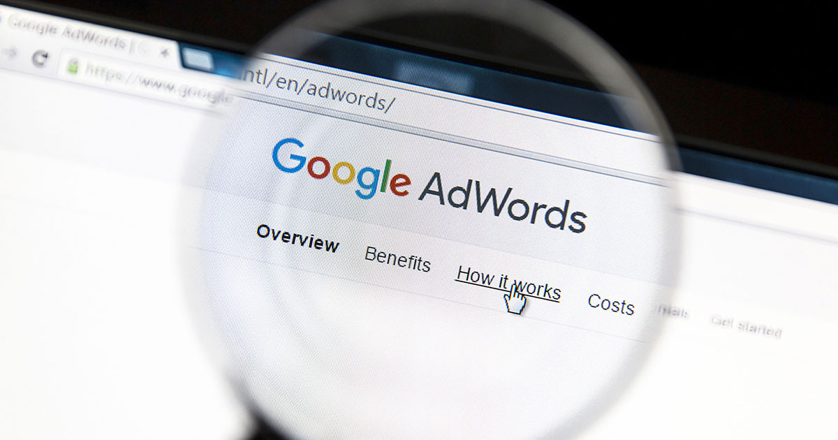 extension google adwords