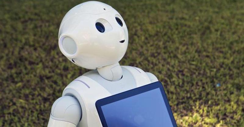 Pharos robot ayuda mayores