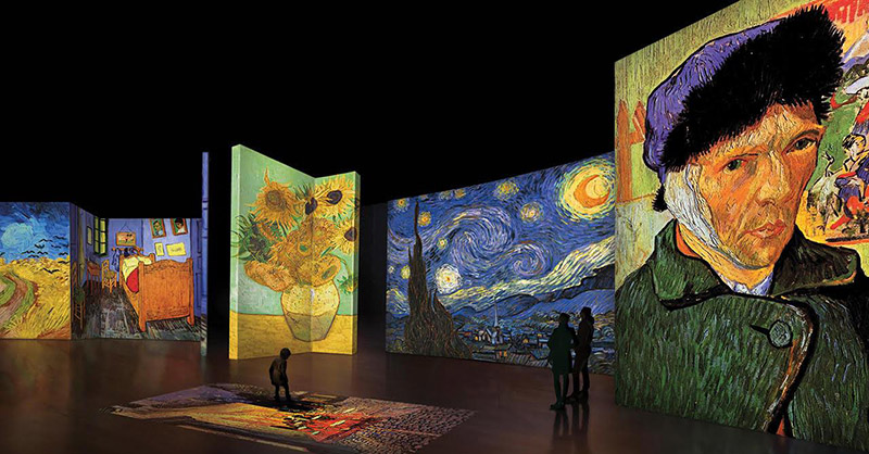 Van Gogh Alive Alicante