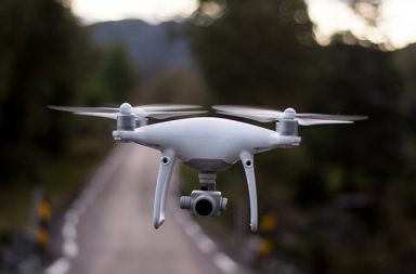 Drones Recuperar Bosques
