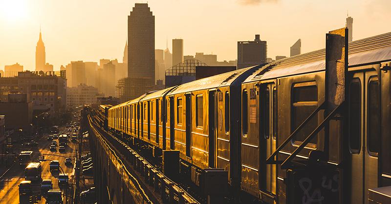 Tecnología de la UA en el metro de Nueva York